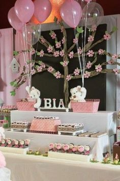 baby shower decorations for girl 36 cute balloon décor ideas for baby showers pemhwzx