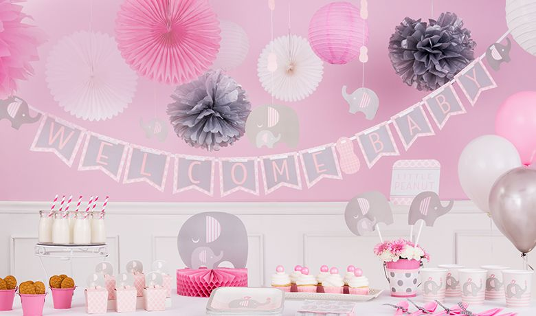 baby shower decorations for girl baby shower decorations for girls fnztmwy