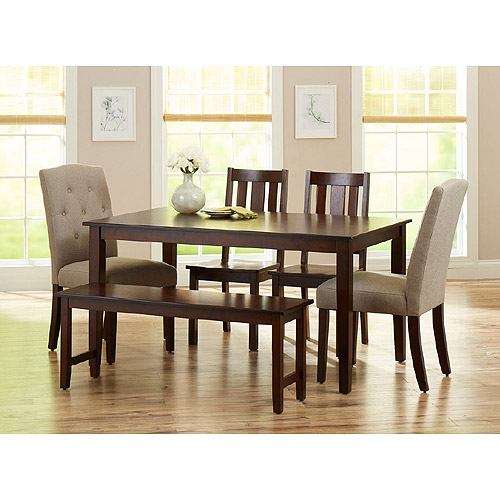 chairs for dining room table kitchen u0026 dining furniture - walmart.com dvjfeyz