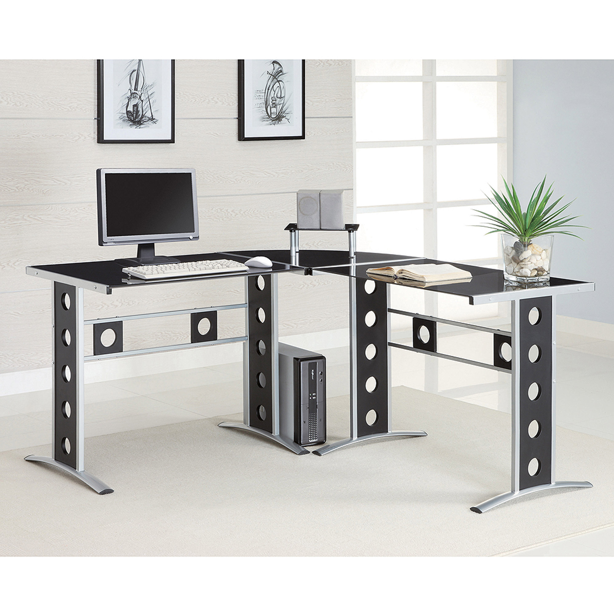 coaster contemporary computer desk jheraau