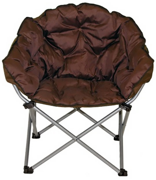 comfortable camping chairs chair-brown-club-chair-camping-world u201c yizaihs