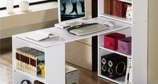 computer desk with shelves 15+ diy computer desk ideas u0026 tutorials for home office xlzovid