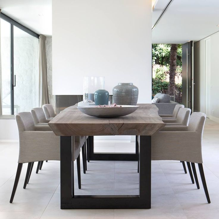 contemporary dining table upholstered dining chairs ideas #diningchairs #diningroomchairs  #upholsteredchairs contemporary dining chairs, modern chairs nieknbz
