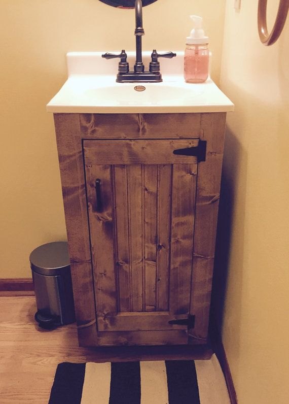 country bathroom vanities custom, new, handmade bathroom vanity - 18w x 16d x 32h this country wlqzkfi