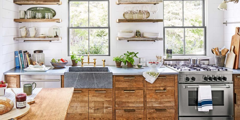 country kitchen cabinets 100+ kitchen design ideas - pictures of country kitchen decorating  inspiration mrhgpwh