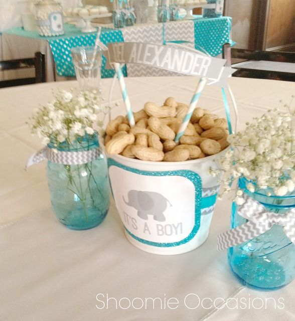 elephant baby shower decorations elephants and balloons baby shower party ideas fafpkmw
