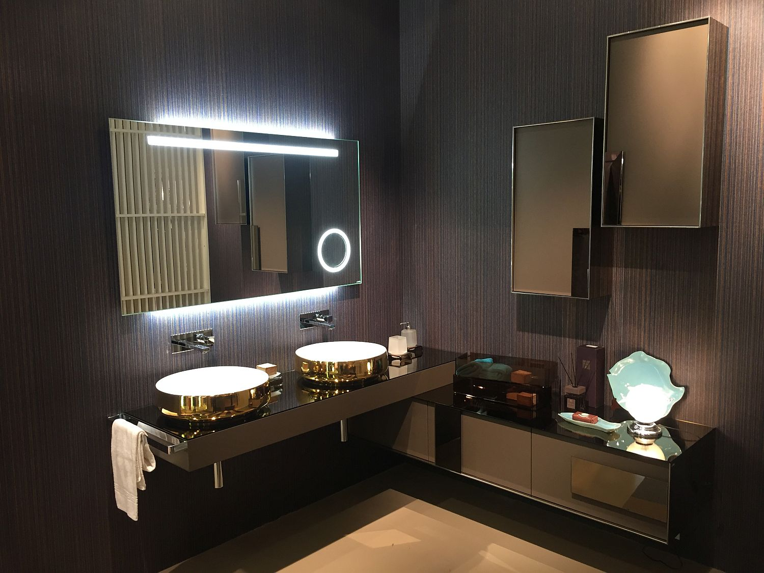 exquisite contemporary bathroom vanities with space-savvy style ztozkek