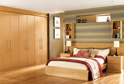 fitted bedroom furniture milan lhuxnay