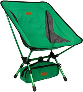 folding camping chairs in a bag trekology yizi go portable camping chair with adjustable height - compact  ultralight kbisypi