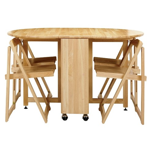 folding table with chairs ... wooden folding card table and chairs set ... nreuuuk