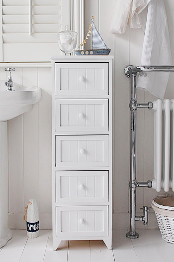freestanding bathroom storage white narrow tall freestanding bathroom cabinet, ideal in a bathroom digvmbm