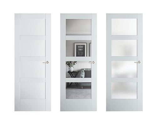 frosted glass interior doors modern interior doors with clear or frosted glass cjspoto