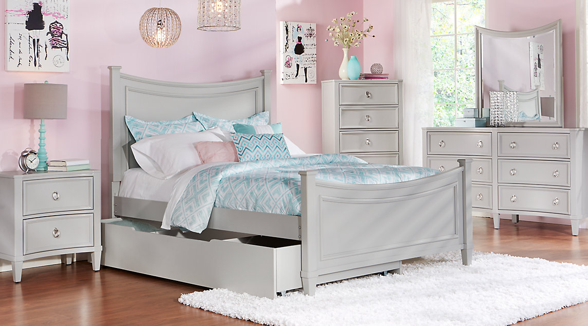 full size bedroom furniture sets jaclyn place gray 5 pc full bedroom pfepkjx