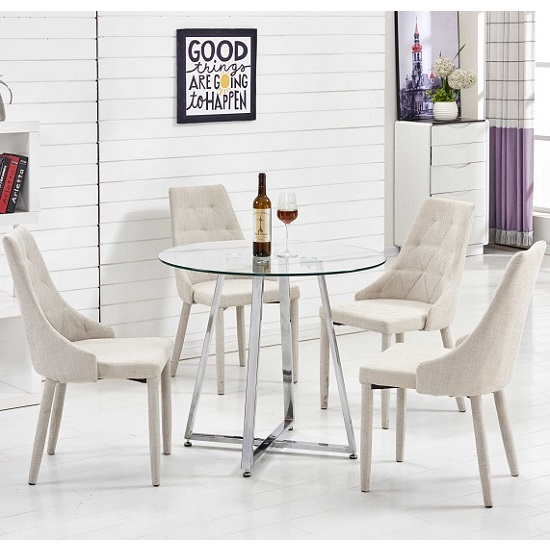 glass dining table and chairs alluring round glass dining table with chairs 4 seater set modern jpg chair ejazvvc