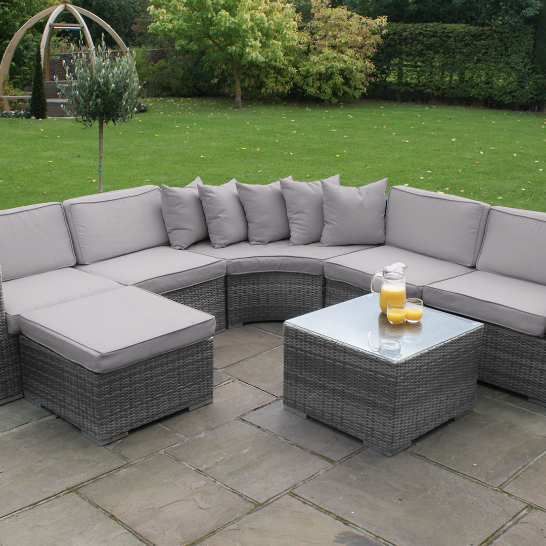 Why you must invest in grey rattan garden furniture