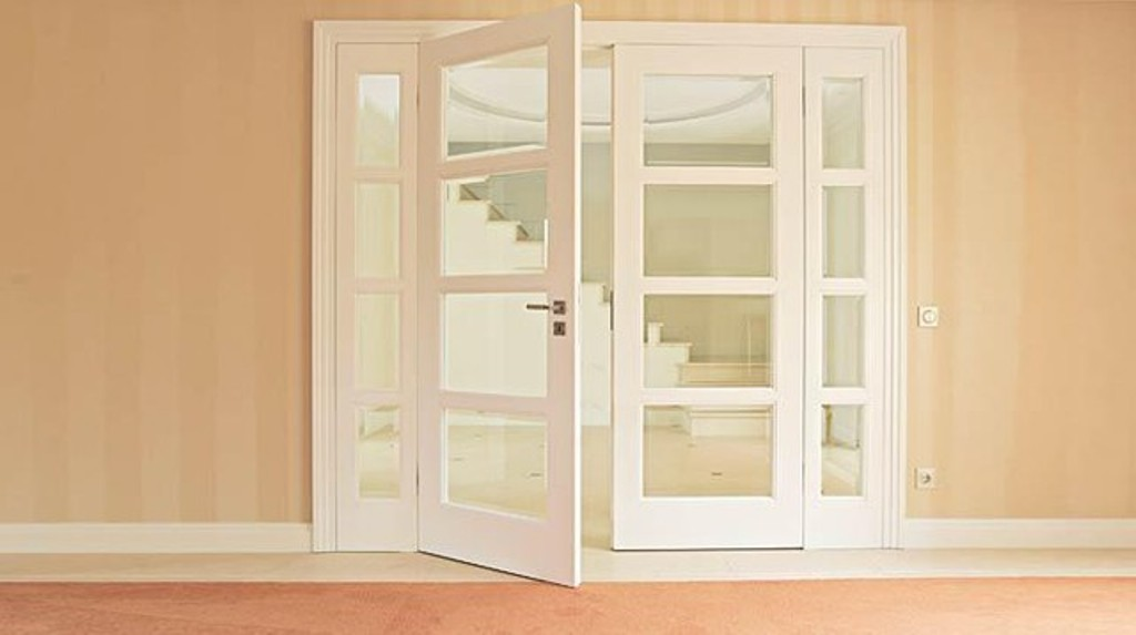 image of: interior french doors with glass prehung sdacdvj