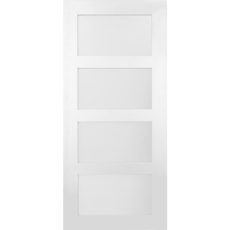 interior doors with frosted glass masonite solid core 4-lite frosted glass barn interior door (common: 36- gyzifzd