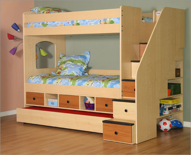 kids bunk beds with stairs image of: bunk beds for kids with stair designs tqqsdon
