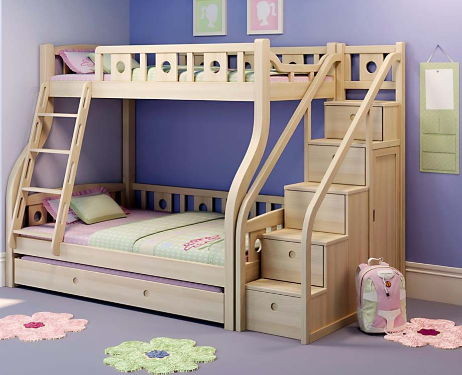 kids bunk beds with stairs image of: photo of bunk bed plans with stairs utszjnm