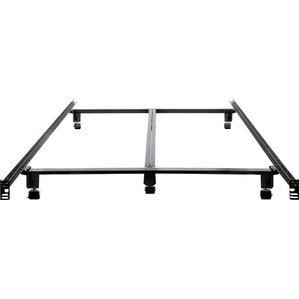 king size bed metal frame steelock super duty metal bed frame oexdnog
