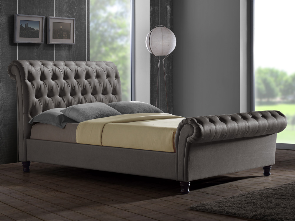king size bed with mattress image of: king size mattress dark ynuwtfw