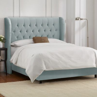king size upholstered headboard button-tufted-upholstered-headboard-size-king-finish-velvet- ujojxnb