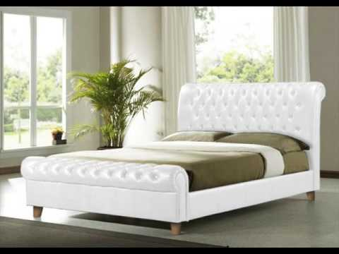 king size white bed frame with storage design yuxnsii
