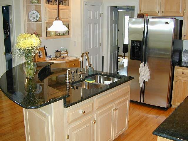 kitchen islands for small kitchens best 25+ small kitchen with island ideas on pinterest | small kitchen upbitnc