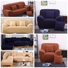l shaped sectional couch covers 1 2 3 seat l shape sectional sofa couch cover stretch elastic fabric ioxkaex