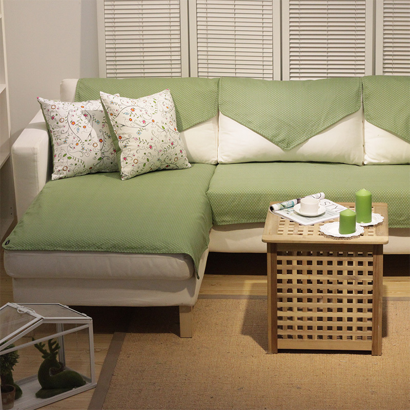 Refurbish with l shaped sectional couch covers