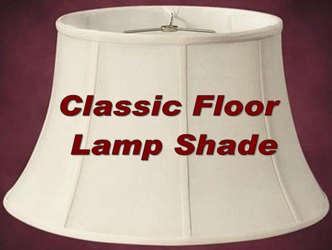 lamp shades for floor lamps floor lamp shade silk our most popular classic style taeralo