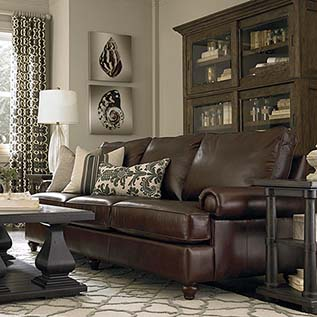 leather living room furniture american casual montague great room sofa ueaphoi