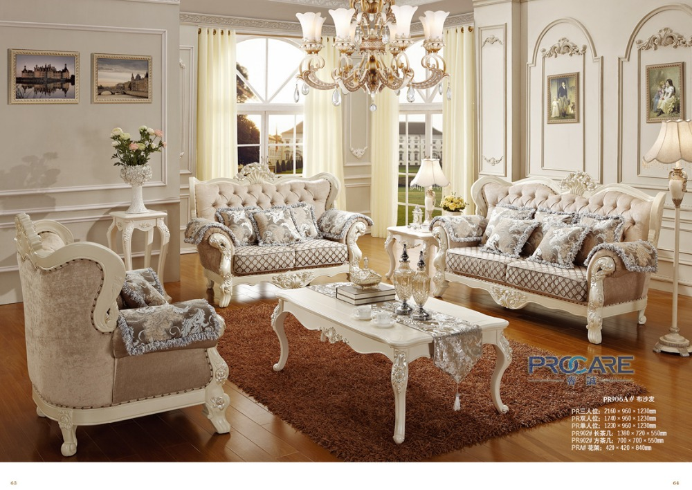 luxury living room furniture 2016 sofas for living room luxury european style fabric couch/sofa set living kclkzxa