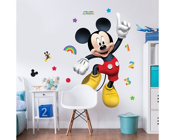 mickey mouse wall stickers wall sticker disney mickey mouse swoyupd