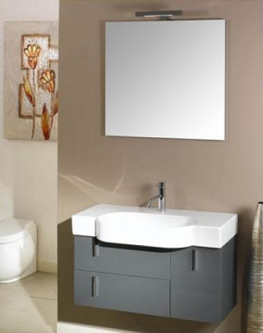 narrow bathroom vanities enjoy ne6 bathroom vanity from iotti tvbqzfz