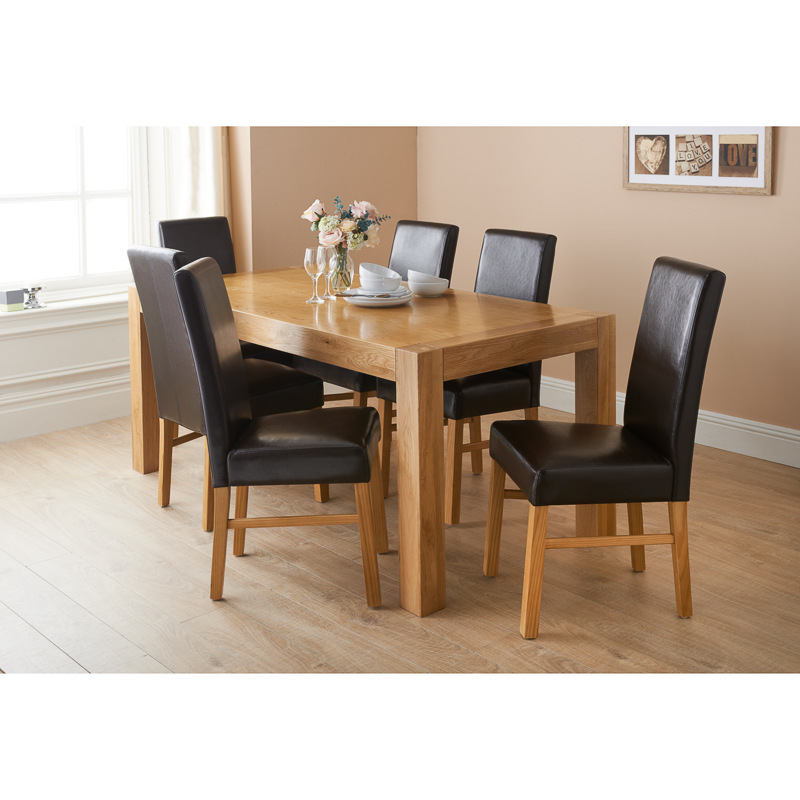 oak dining table and chairs gallery of dining tables setsdining table sets gallery of dining tables sets neuodmh