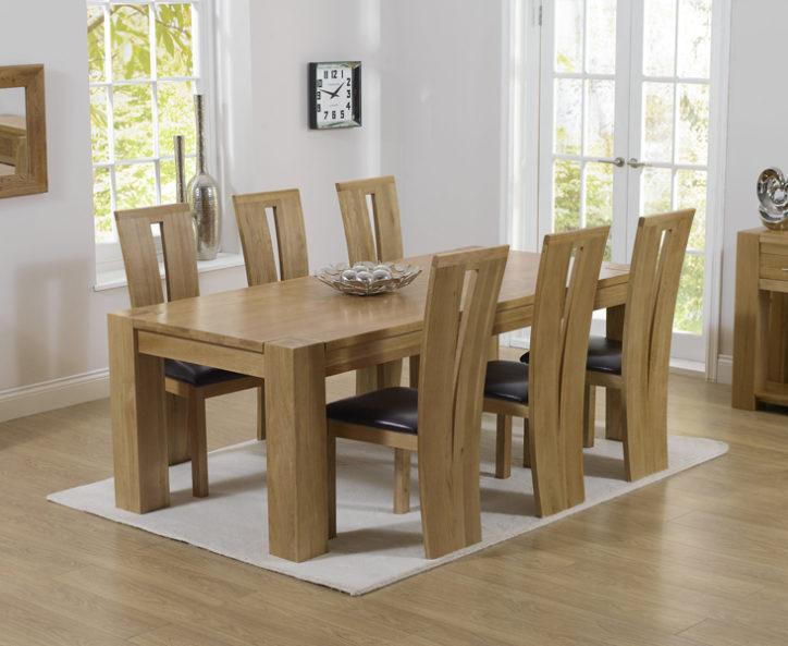 oak dining table and chairs oak dining room chairs emejing oak dining room table contemporary . toppqfx