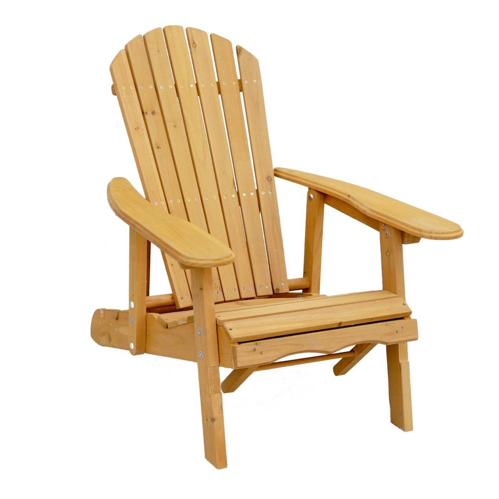 outdoor adirondack chairs reclining patio adirondack chair ... fgtwfzd