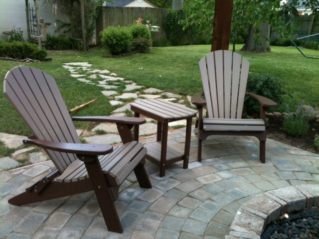 polywood adirondack chairs advantages of all weather recycled plastic outdoor furniture ufybwlk