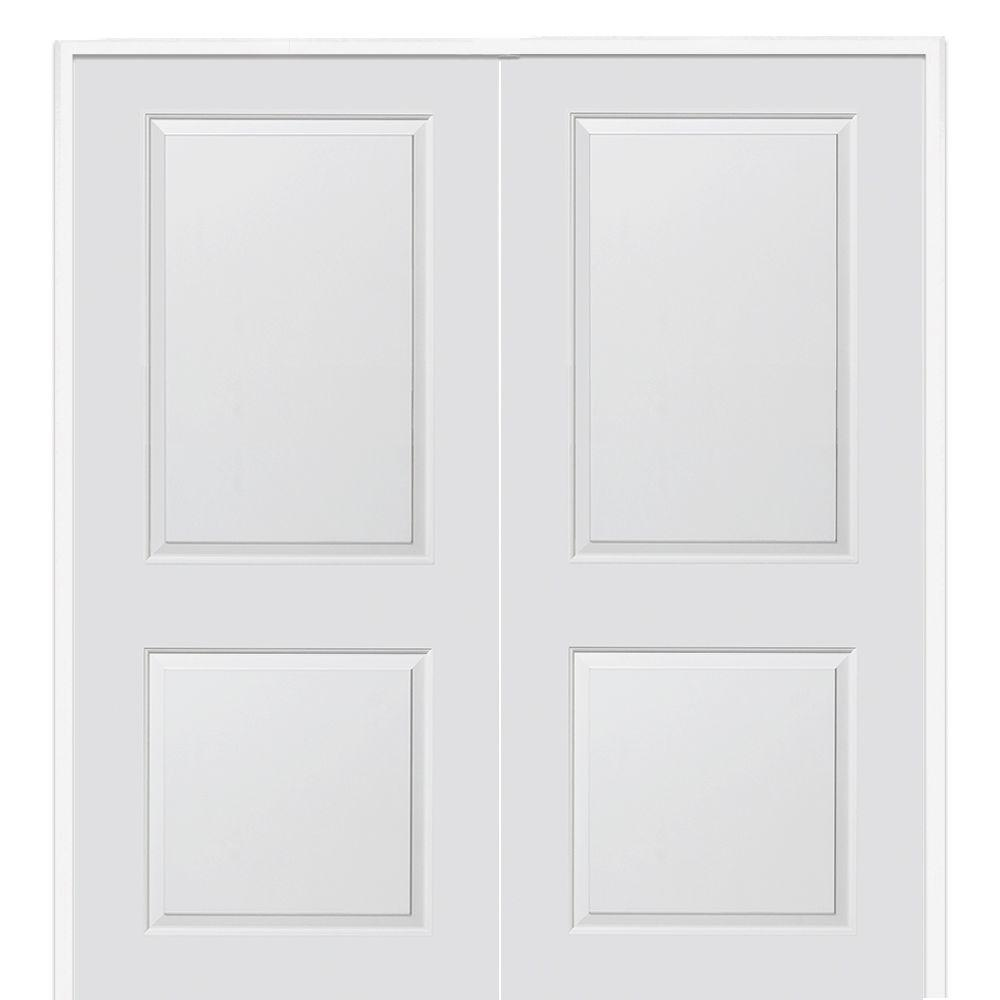 prehung interior french doors classic clear glass 15-lite interior french double door-z009321ba - the  home depot svsypmo