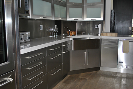 quality commercial stainless steel kitchen cabinets and countertops! mvsbklr