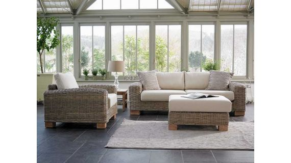Put rattan conservatory furniture to the very best of use