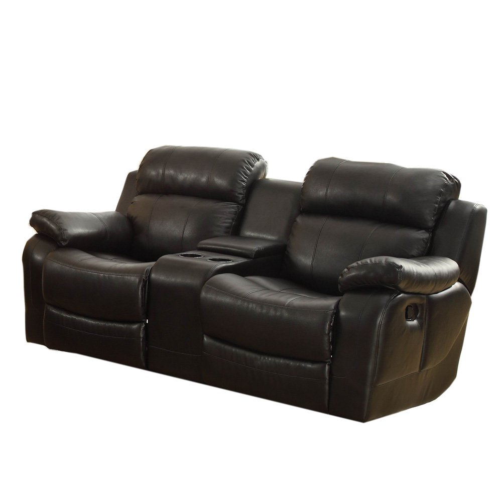 reclining loveseat with center console availability: in stock whnqaye