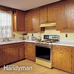 refinishing kitchen cabinets before kniucol