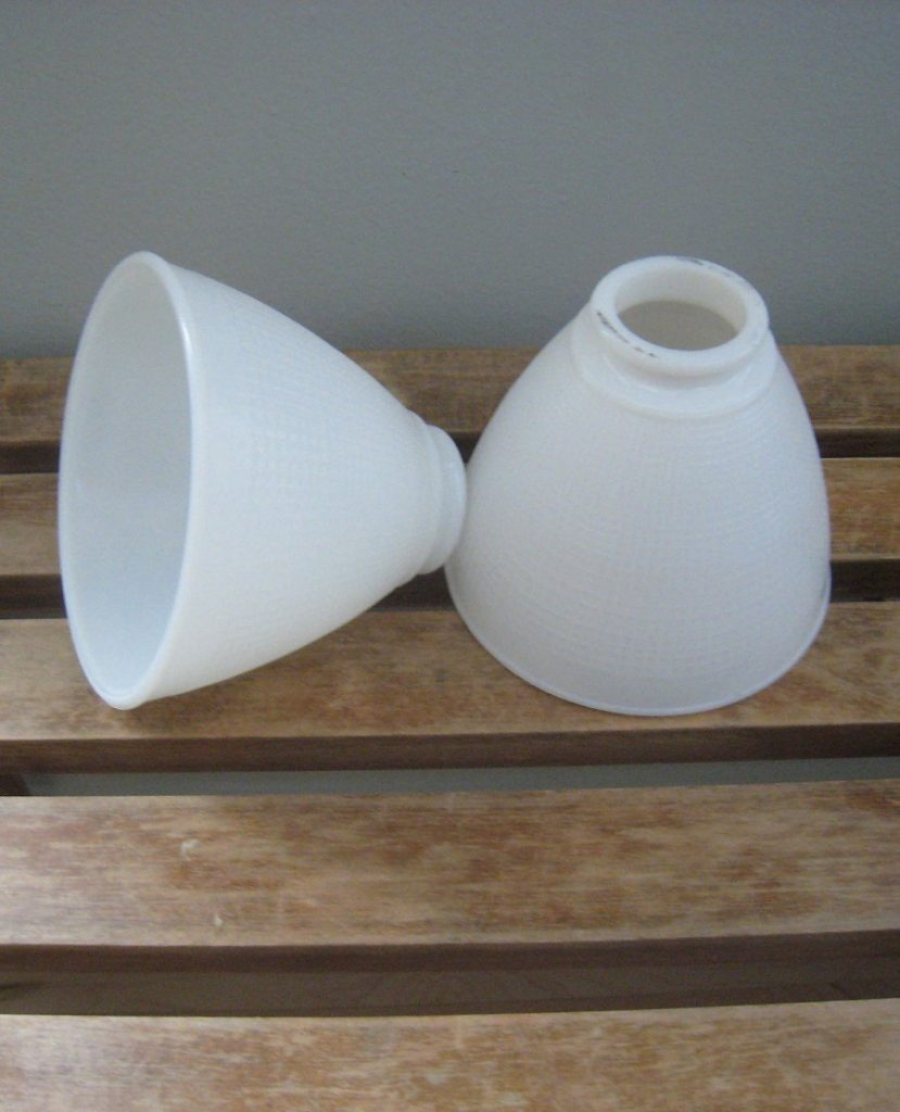 Technicalities of replacement glass lamp shades