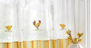 rooster and sunflower kitchen curtains nnfmunm
