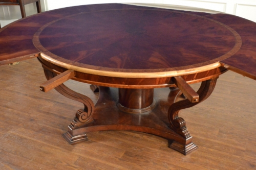 round dining table with leaf com_components_com_virtuemart_shop_image_product_lh-21.ped  leightonhallfurniture.com_components_com_virtuemart_shop_image_product_lh-21.without. leaf prszodk