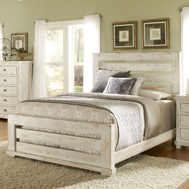 rustic bedroom furniture progressive furniture bedroom queen slat headboard - j milleru0027s - gulf  breeze, jhkvwgp