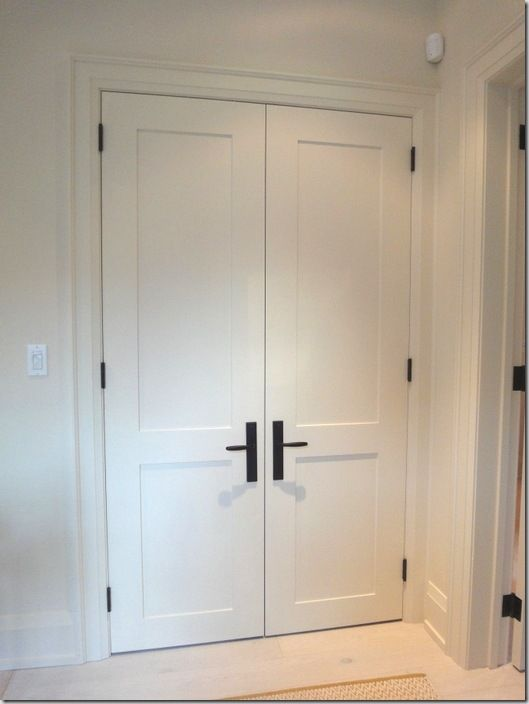 shaker style interior doors create a new look for your room with these closet door ideas. shaker bsrkrdh