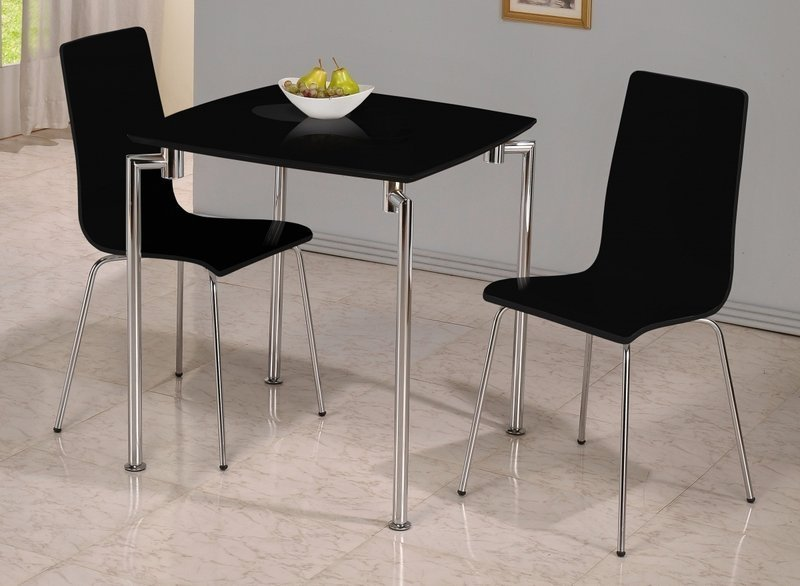 small dining table and chairs nice small dining table with 2 chairs black high gloss and chairs. chuksxf